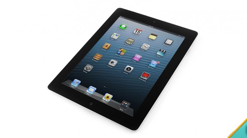 Locação de iPad