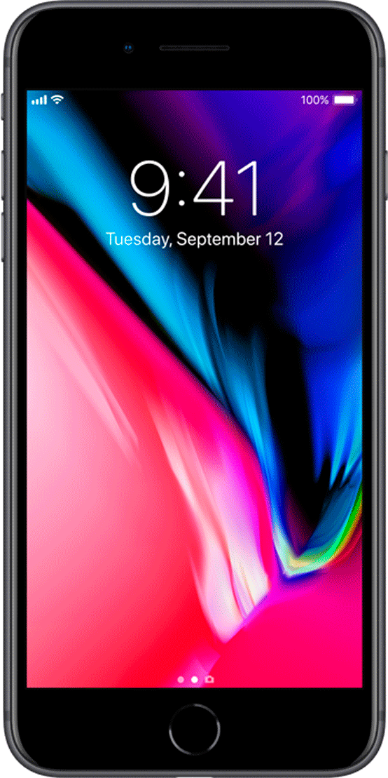 aluguel iphone 8