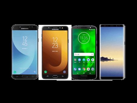 Smartphones outsourcing Uniir
