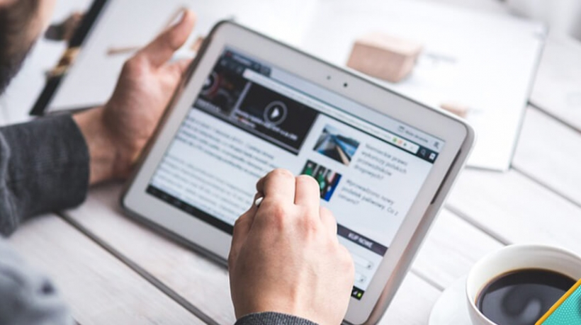 aluguel de tablets para vendas