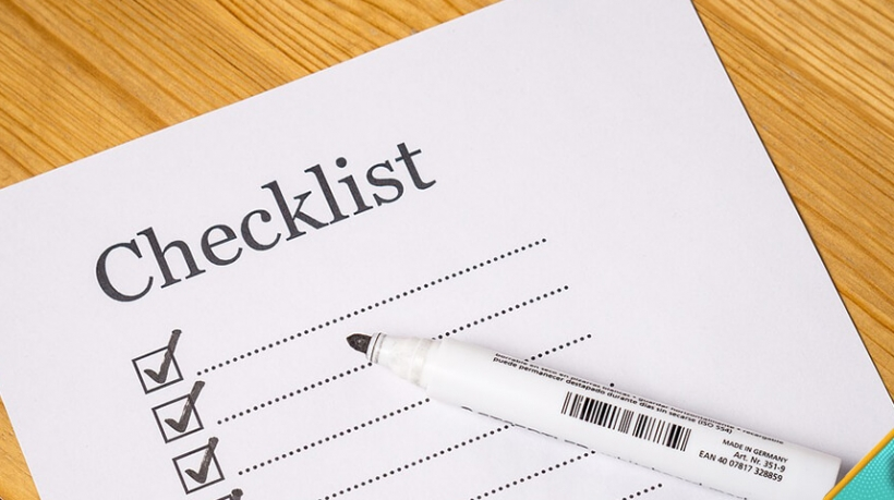 checklist de evento corporativo