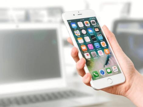 Gerenciamento de aplicativos em celular alugado